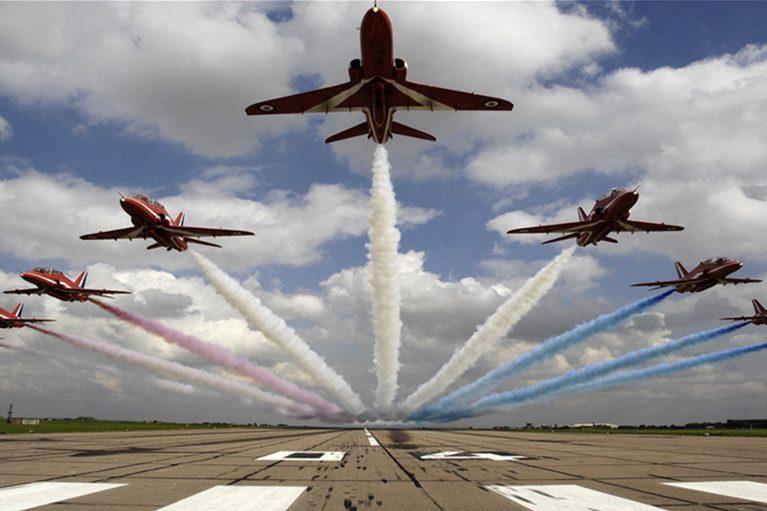 A Farnborough l'aviazione che verrà, senza i piloti