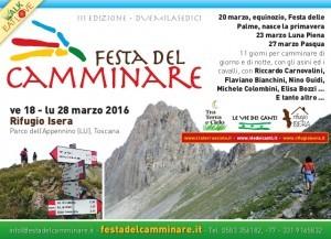 Festa del Camminare, appuntamento in Garfagnana