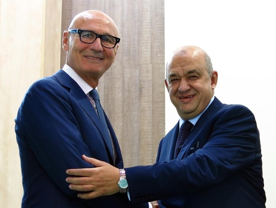 Astoi incontra il ministro egiziano del turismo per l'aumento del visto d'ingresso