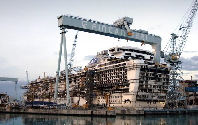 Fincantieri – Stx: arriva il disgelo tra Italia e Francia
