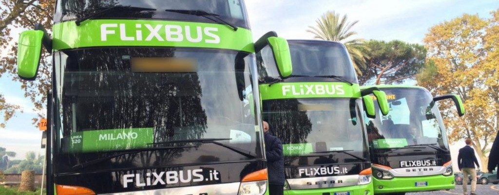 Flixbus arriva in Calabria. 30 città collegate. Accordo con Ias e Fratellli Romano