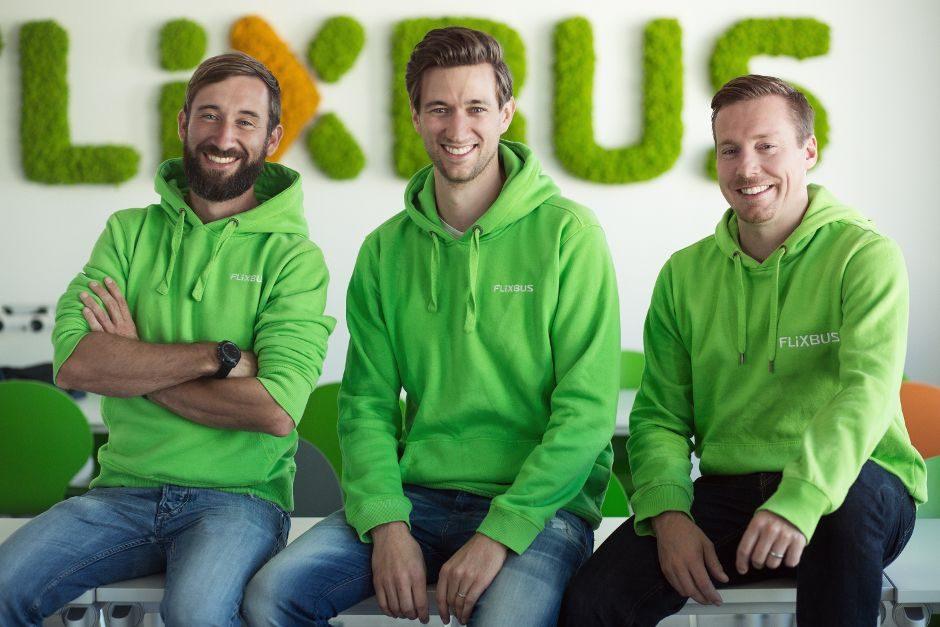 FlixMobility (Flixbus) è imprenditore dell'anno in Germania