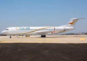 Nuovo volo Roma-Larnaca dall'11 dicembre con Tus Airways