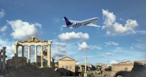 """""""Roma dal cielo"""": SkyTeam e blogger insieme per un evento all'insegna della cultura"""