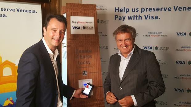 Visa for Venezia, un programma per contribuire alla salvaguardia della città