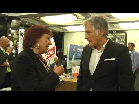 Intervista a Franco Gattinoni al Tove