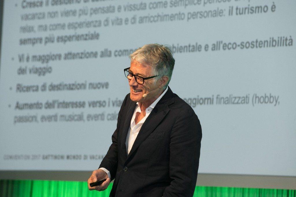 Franco Gattinoni: «Nessun  closing con Uvet»