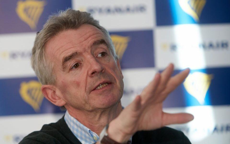 O'Leary e quella voglia di partnership con Alitalia sul corto-medio raggio