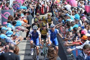 Musement official travel partner del Giro d'Italia