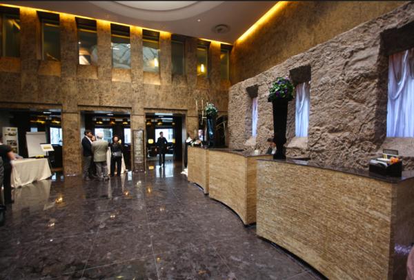 Golden Hotel Torino Spa