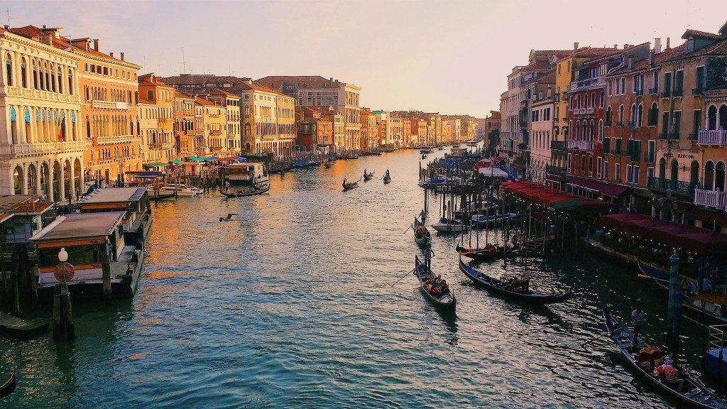 Ancora record per il turismo in Veneto, che incassa 17 miliardi nel 2017