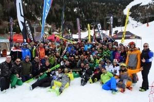 """Folgaria: """"Sciare skitest"""" consumer 2017/18 fio al 19 marzo"""
