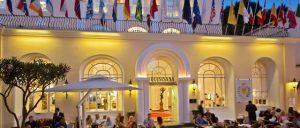 La proprietà del Quisisana smentisce le voci su Lvmh: l'hotel non è in vendita