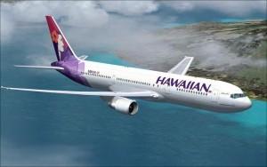 Hawaiian Airlines: il Dot autorizza a pesare i passeggeri oversize