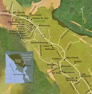 Sonoma county: itinerari enogastronomici e naturali