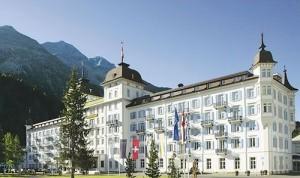 Nuovo executive chef per il Kempinski di St. Moritz