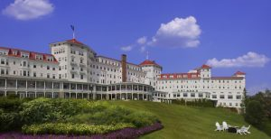 Mount Washington resort: il fascino di stare in alto