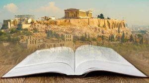 """Atene Capitale del libro 2018 con """"Libri ovunque"""""""