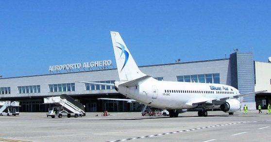 Blue Air decolla oggi sulla Alghero-Roma in continuità territoriale
