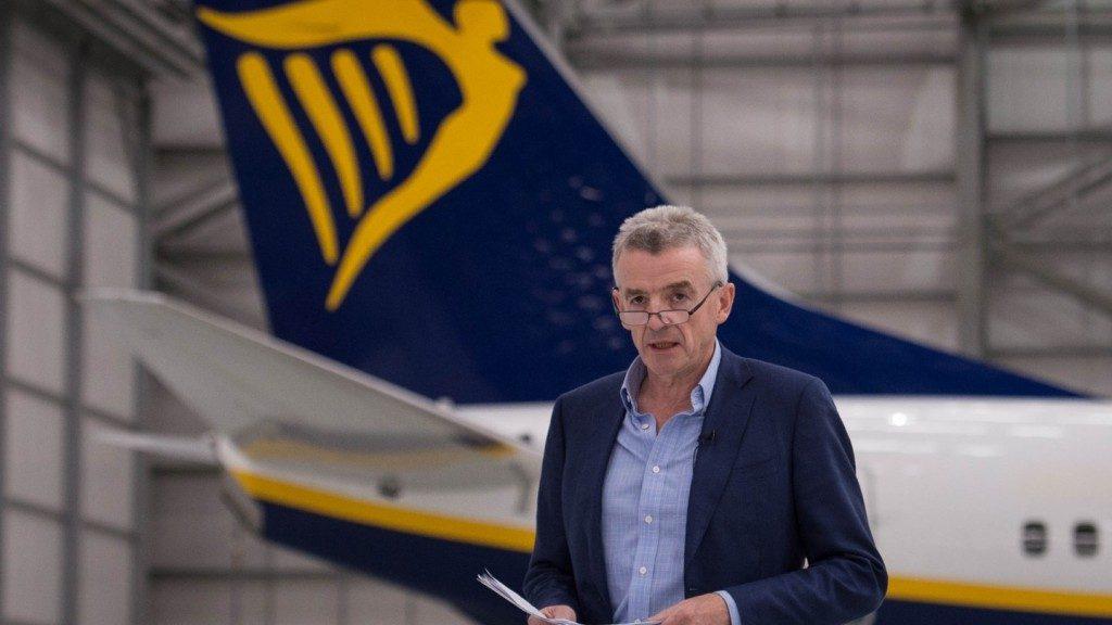 Ryanair entra in LaudaMotion con il 75% in attesa del via libera Ue