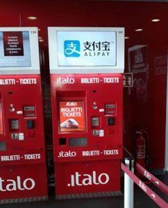 Accordo Italo-Alipay. Il mercato cinese può acquistare l'alta velocità