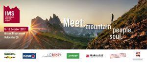 Bressanone ospita a ottobre l'International Mountain Summit
