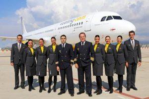 Vueling, recruiting e selezione per 100 fra piloti e co-piloti