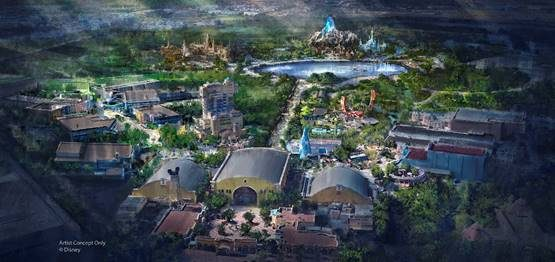 Disneyland Paris si espande con un progetto da due miliardi di euro