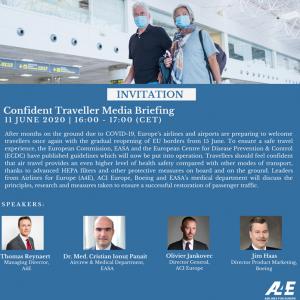 A4E: aerolinee e aeroporti europei pronti alla ripartenza, ecco le linee guida