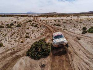 La Dakar al via in gennaio in Perù