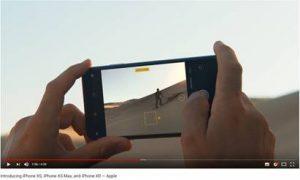 Il Perù di scena nel video di presentazione dell'Iphone X