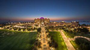 Mandarin si espande ad Abu Dhabi con l'Emirates Palace