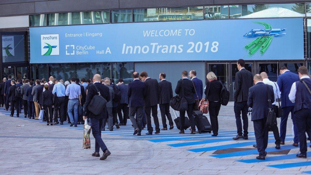 Le novità Trenitalia alla fiera mondiale ferroviaria InnoTrans 2018