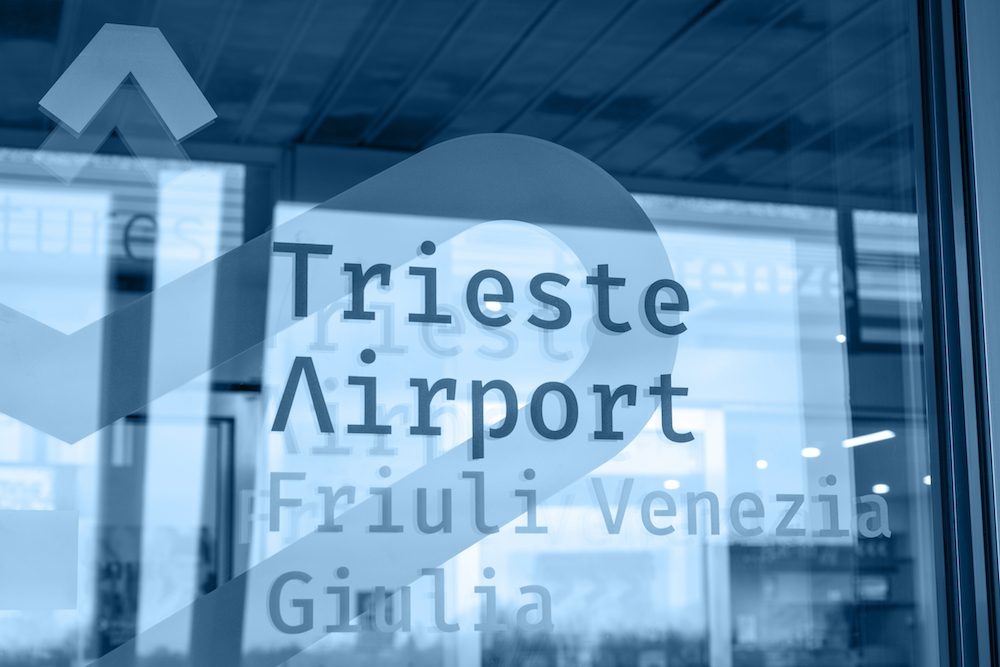 Amadeus, la formazione arriva all'aeroporto di Trieste