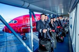 Norwegian: in arrivo 50 nuove rotte e altri 2.000 dipendenti