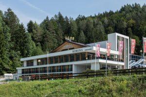 Gruppo Hit presenta il nuovo Korona, Resort & Entertainment di Kranjska Gora