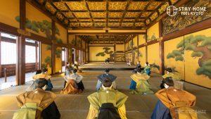 """La città di Kyoto lancia la campagna """"Stay Home, Feel Kyoto"""""""