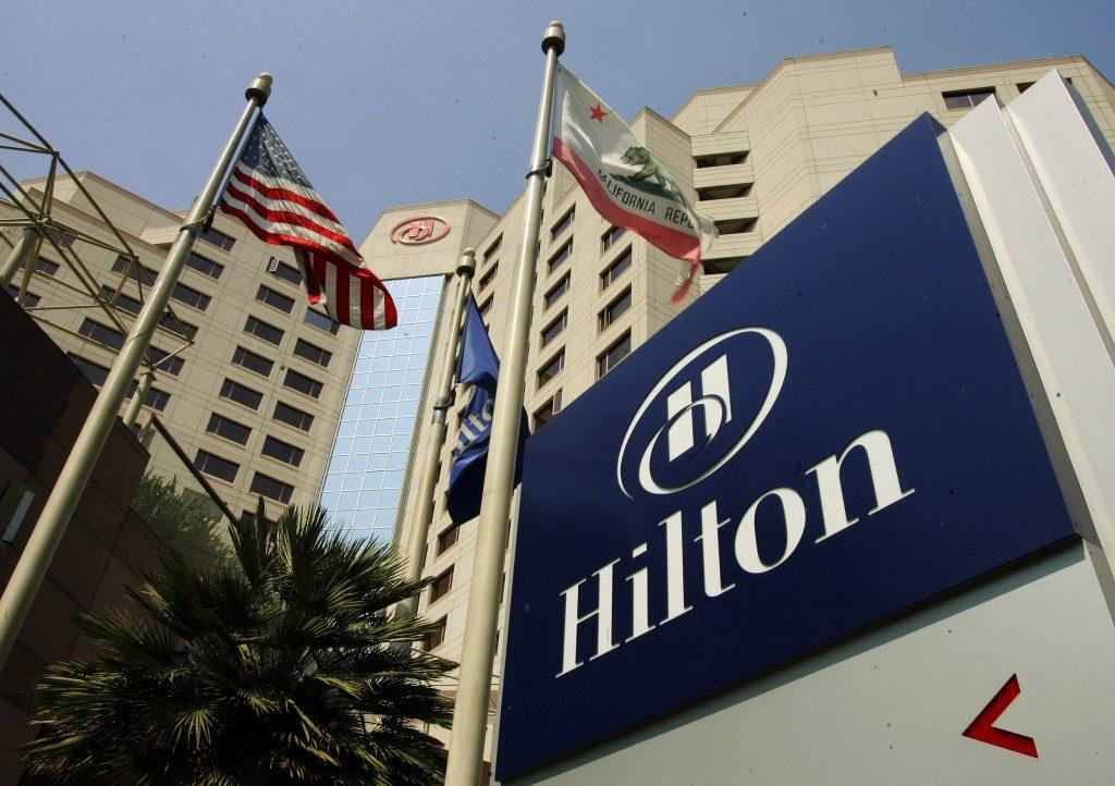 Il brand Hilton vale 7,4 miliardi di dollari e aumenta il vantaggio su Marriott