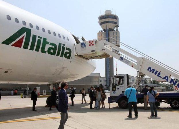 Alitalia: 200 voli al giorno trasferiti da Linate a Malpensa