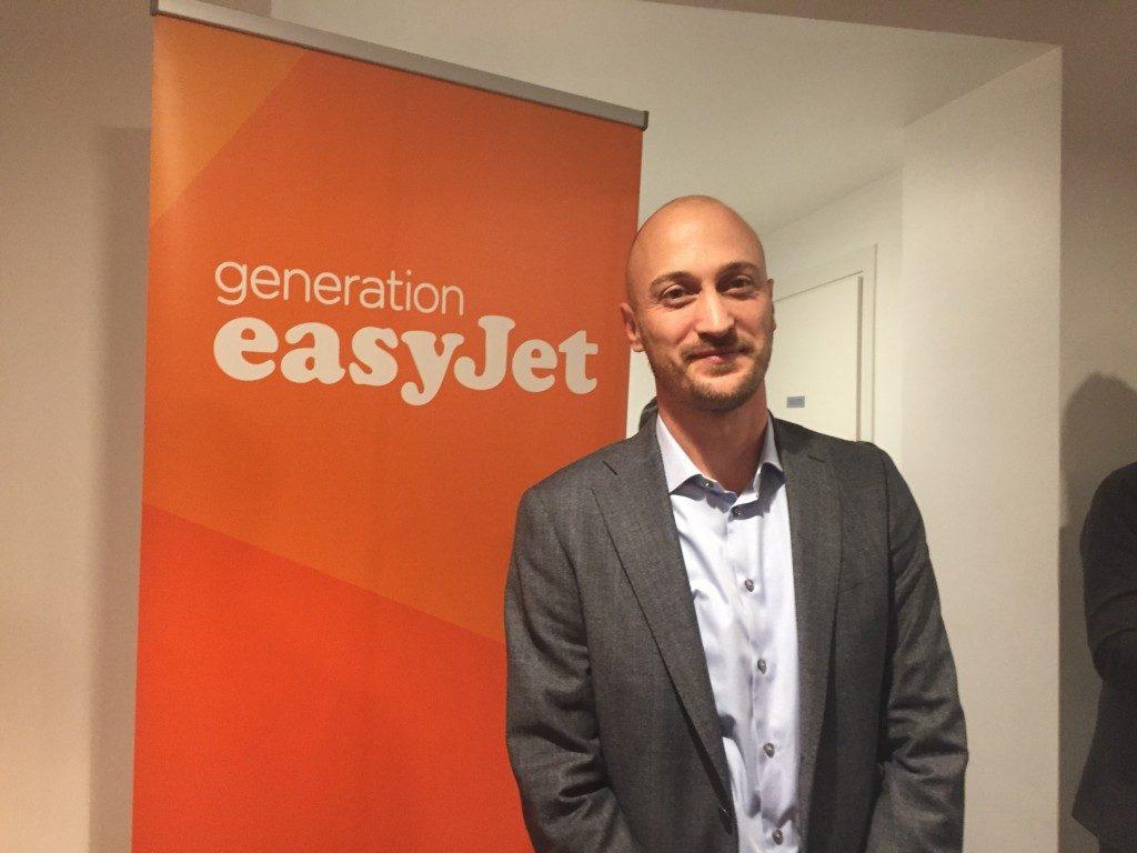 EasyJet: Lorenzo Lagorio è il nuovo country manager Italia