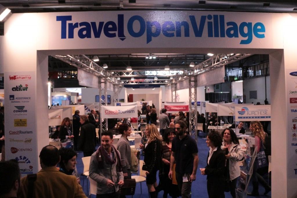 Successo per il Travel Open Village in Bit oltre 300 adv coinvolte