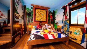 Nuovo hotel dedicato alle isole dei pirati a Legoland Deutschland