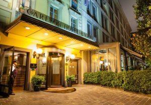Baglioni Hotel Carlton, nuovo look per top suite e Caffé
