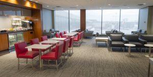 Accesso a mille lounge e sconti riservati per i titolari di carte Visa