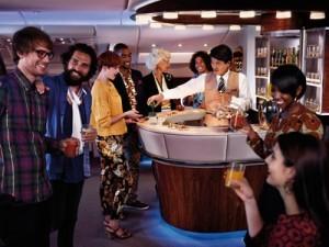 Emirates presenta le nuove lounge dell'A380 alla Itb di Berlino
