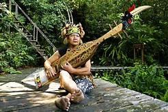 La musica folk del Sarawak arriva al festival dell'Oriente di Roma