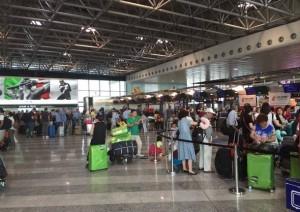 Assaeroporti: traffico oltre i 164,6 milioni di passeggeri nel 2016