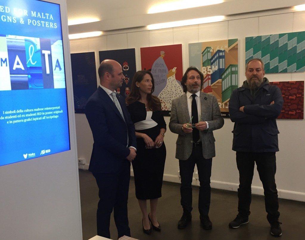 """Ied for Malta"" a Milano nella Design Week"
