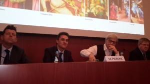 Le Marche presentano le mostre 2016 con Vittorio Sgarbi