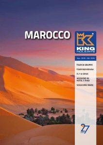 Monografico Marocco di King Holidays: al via la programmazione sul nord